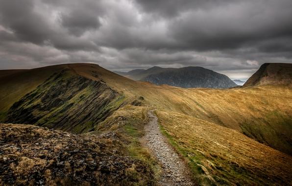 Picture Wales, Wales, Pen yr Ole Wen, Carneddau