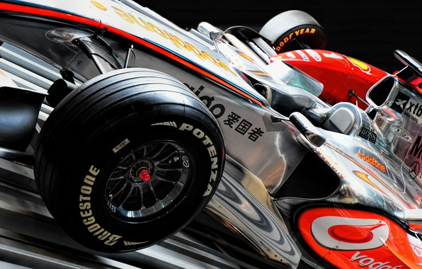 Wallpaper Mercedes Mclaren National Motor Museum Racing