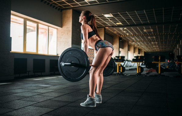 Picture legs, bar, workout, fitness