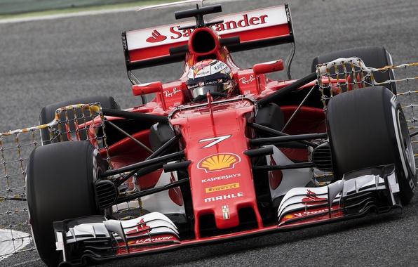 Picture race, Ferrari, Kimi Raikkonen