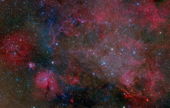 Picture space, stars, nebula, astronomy, starry sky, astrophoto