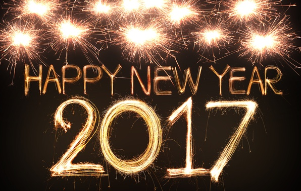 picture new year new year happy fireworks 2017