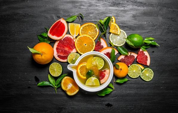 Picture lime, drink, citrus, grapefruit, fresh, drink, lime, Mandarin, mandarin
