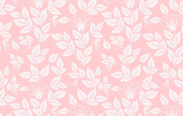 Picture flowers, texture, seamless background