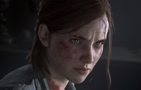 Picture Ellie, Game, Naughty Dog, Ellie, Some of Us, Sony Computer Entertainmen, The Last of Us …