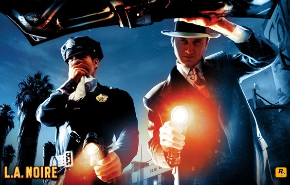 Picture case, l. a. noire, whats in the truck
