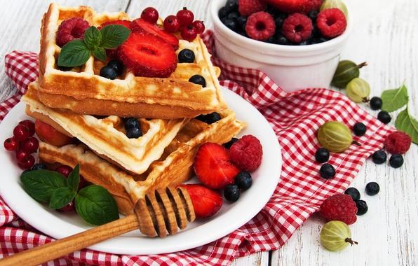 waffles wallpaper 2560x1600 - photo #13