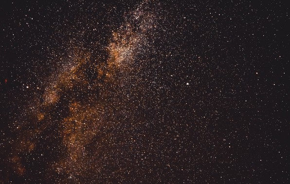 Picture the sky, space, stars, galaxy