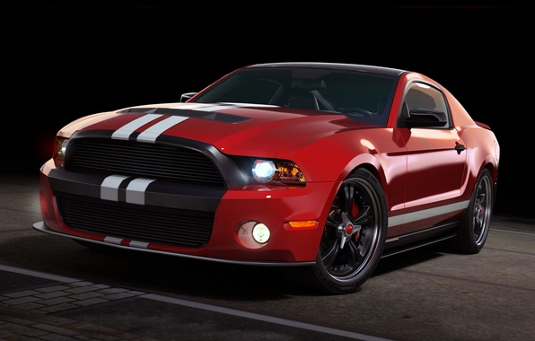 Picture mustang, ford, dangeruss, cult car, Pony Car