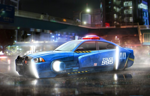 Picture car, cinema, Dodge Charger, movie, film, police car, Blade Runner, Blade Runner 2049