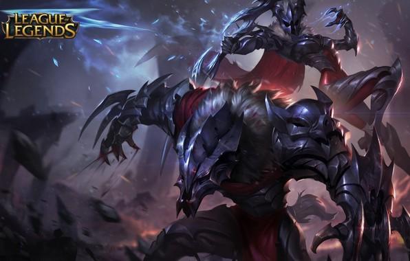 Picture monster, League of Legends, Marauder