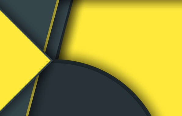 Picture line, strip, yellow, texture, figure