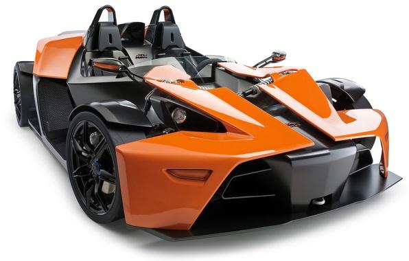 Picture supercar, KTM, X-BOW