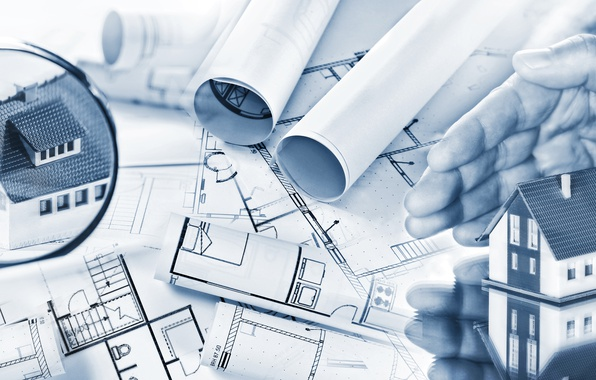 Wallpaper Design Architecture Machinery Construction