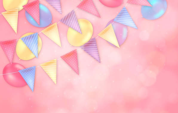Picture background, holiday, flags