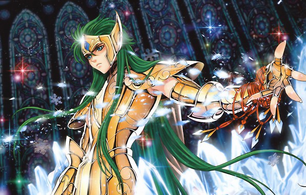 Picture hair, anime, guy, beauties, Saint seiya, Shounen