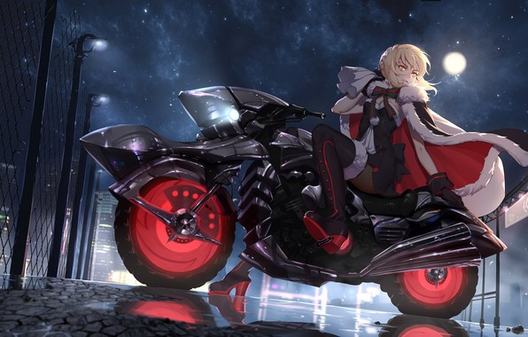Picture saber, fate, fate grand order, the saber, Arturia Pendragon, The Holy Alter, alter arturia, fate/GO, …