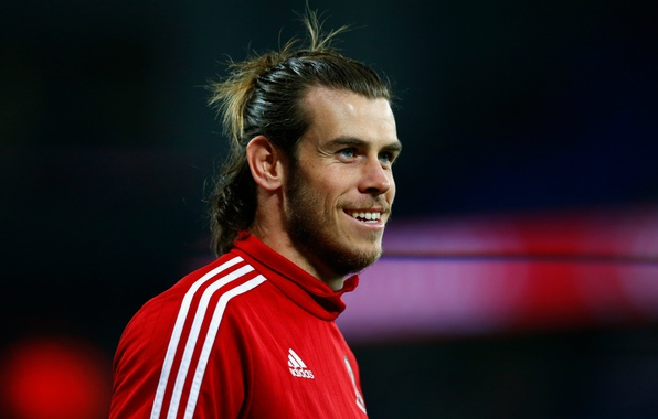 Picture Speed, Football, Wales, Gareth Bale, Alex Ander Favorsky