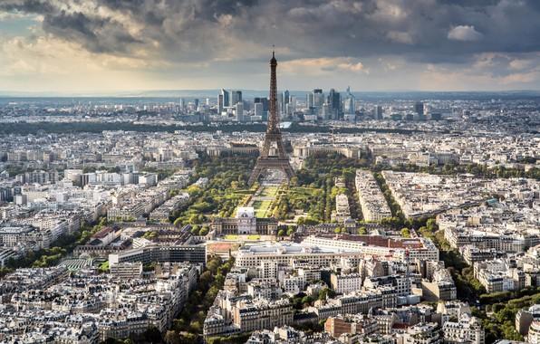 Picture the city, Paris, Eiffel Tower