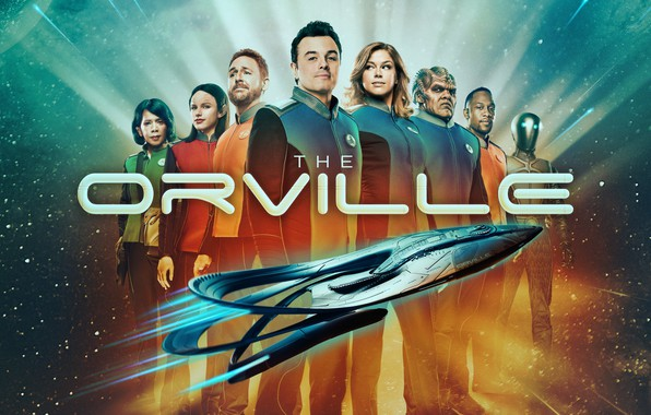 Picture look, movies, the series, actors, The Orville, Orville