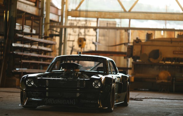 Picture Ford Mustang, 1965, Race car