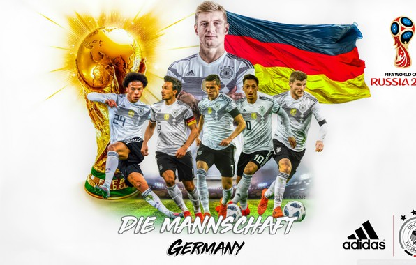 Picture football, Germany, 2018, The World Cup