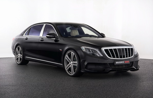 Picture background, Mercedes, Brabus, Mercedes, S-Class, X222