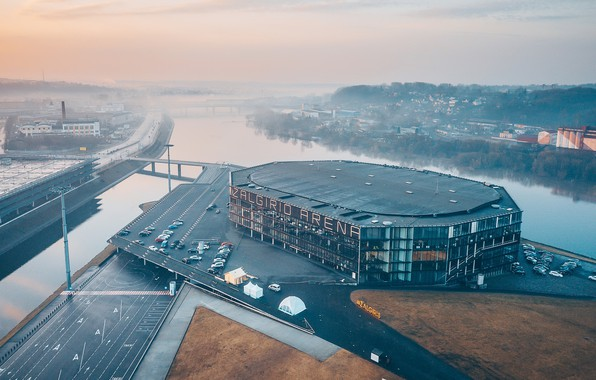 Picture Lithuania, Kaunas, Zalgiris Arena