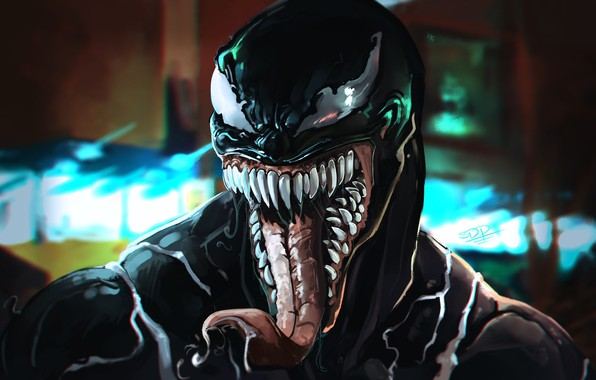 Picture Figure, Language, Teeth, Eyes, Movie, Art, Sony, Art, The film, Marvel, Eyes, Comics, Venom, Venom, …