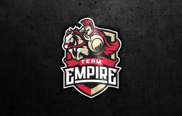 Picture Logo, Team, Dota 2, Empire, Esports, Organization