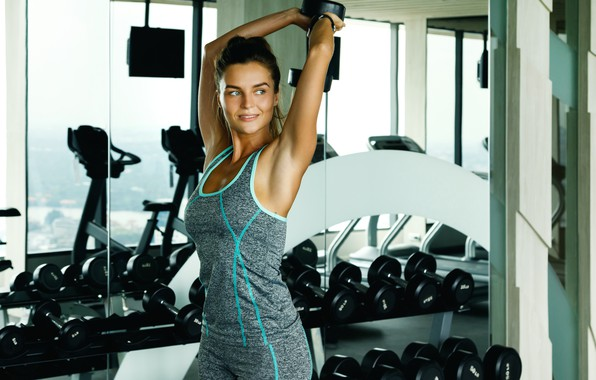 Picture Sport, Training, Girl