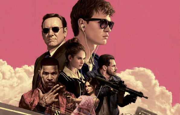 Picture The film, Movie, Baby Driver