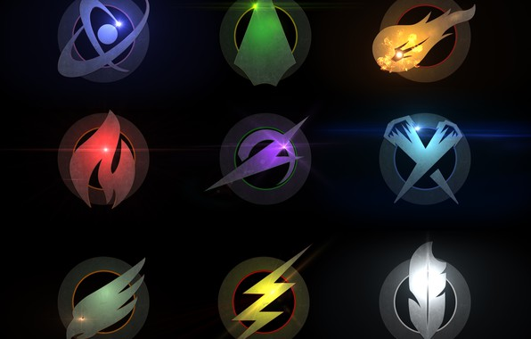 Picture logo, DC, Legends Of Tomorrow, tv shows
