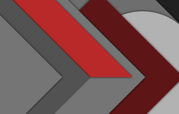 Picture white, red, abstraction, grey, geometry, design, Burgundy, material