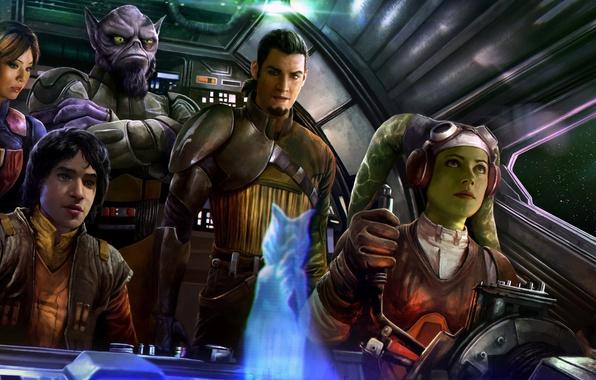 Picture Star Wars, season 4, rebels, Star Wars Rebels