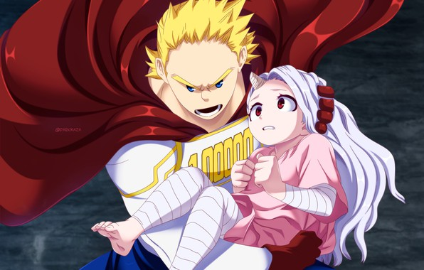 Wallpaper Anime Hero Manga Seifuku Cape Japonese