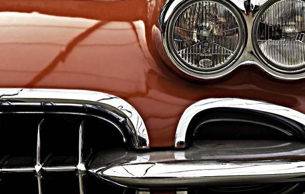 Picture Corvette, Chevrolet, Convertible