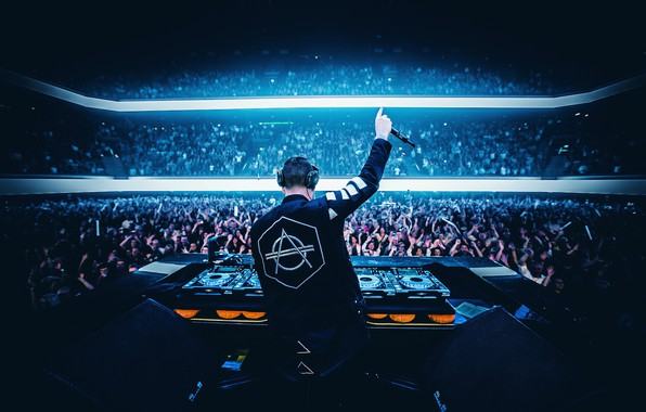Picture music, man, Don Diablo