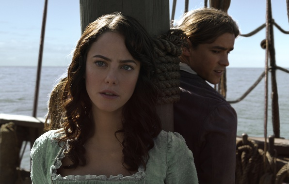 Image result for pirates dead men tell no tales stills
