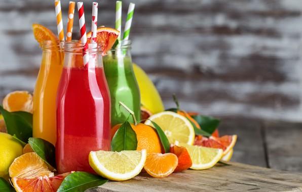 Picture Lemon, Orange, Juice, Citrus