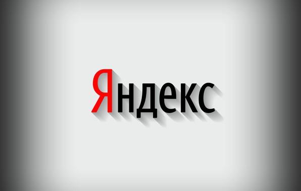 Photo wallpaper Yandex, logo, brand, Yandex