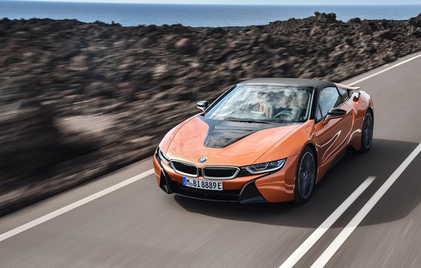 Picture Roadster, 2018, BMW i8