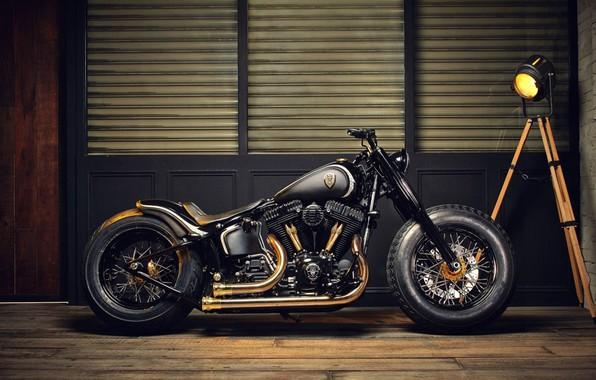 Picture Chopper, bike, custom, motorbike