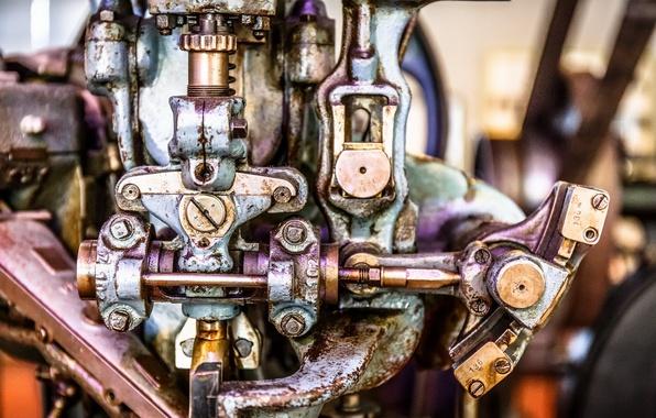 Picture macro, mechanism, machine