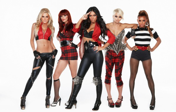 Picture girls, group, Pussycat Dolls