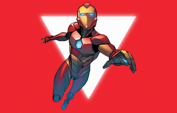 Picture Red, Yellow, Costume, Hero, Mask, Comic, Red, Superhero, Hero, Armor, Iron Man, Yellow, Marvel, Comics, …