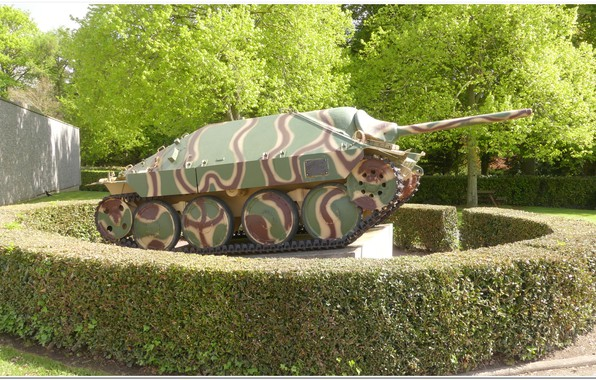 Picture normandy, ww2, ww2 tank, hertzer, bayeux