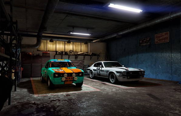 Picture cars, GTA 5, Grand Theft Auto 5, Dewbauchee Rapid GT Classic, Vapid Retinue