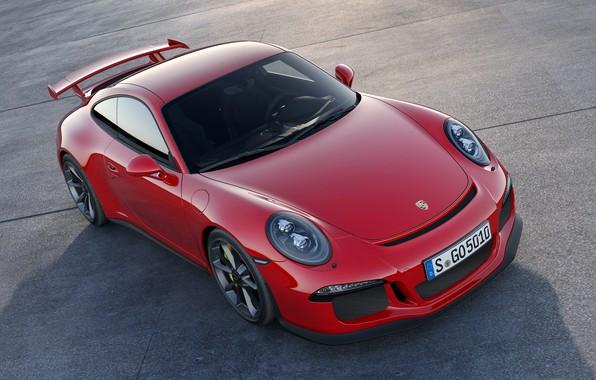 Picture coupe, 911, Porsche, GT3