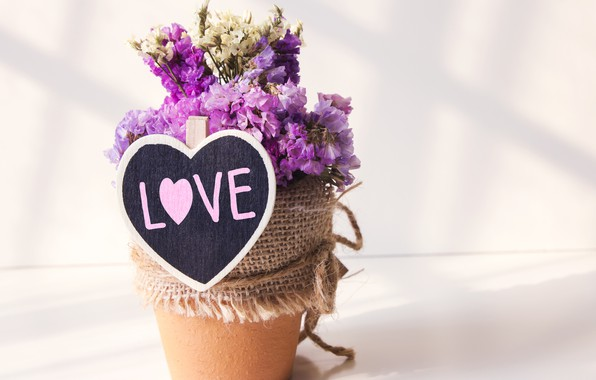 Wallpaper Love Violet : Wallpaper violet, heart, love, romantic, love, heart, flowers, flowers images for desktop ...